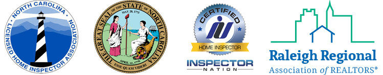 Home Inspector Certification Logos